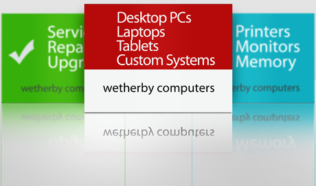 Wetherby Computers for PCs and Laptops